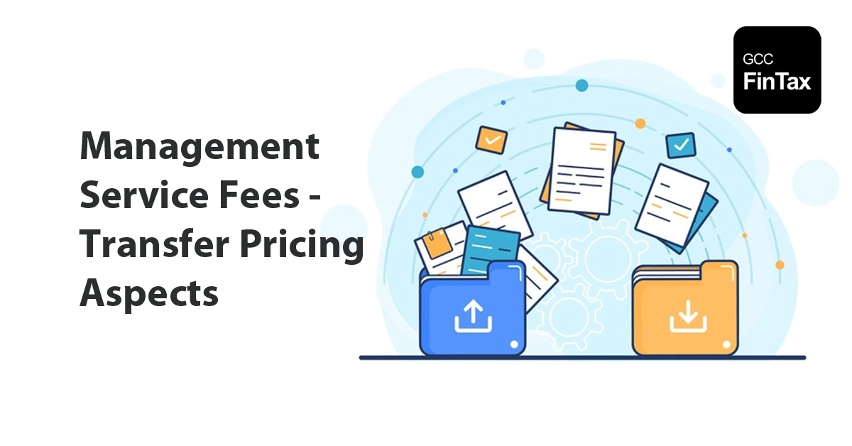 Management Service Fees - Transfer Pricing Aspects